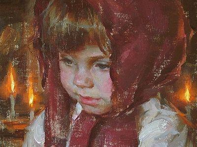 Домашняя молитва с детьми: инструкция по выживанию. Часть 2