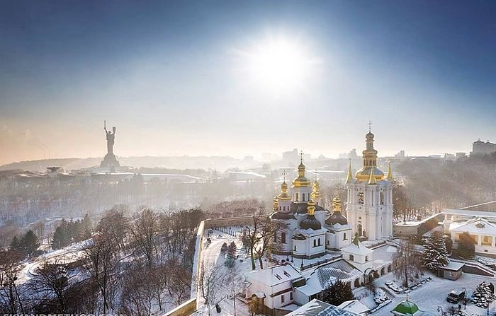 Kiev Caves Lavra. Photo: news.church.ua