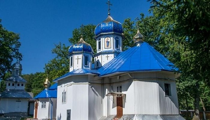 Church of the Nativity of the Theotokos in Karapchov. Photo: spzh.news