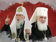 New Ukrainian church continues to operate as two separate groups