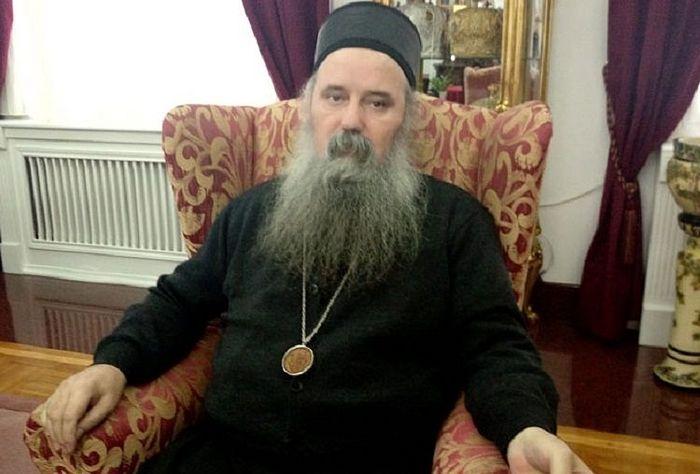 (Епископ зворничко-тузлански Фотије) Фото: СРНА