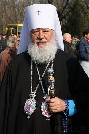 Митрополит Агафангел (Савин)