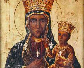 Чудотворный Браилово-Ченстоховский образ Божией Матери