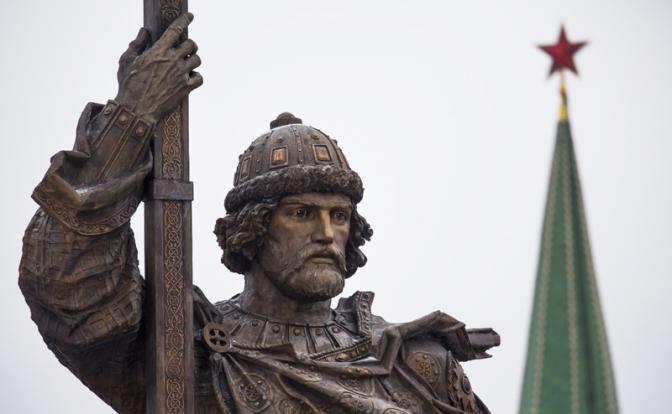 St. Vladimir the Great. Photo: svpressa.ru