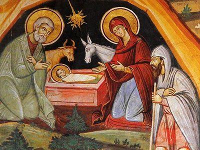 Рождество Христово как суд над нами