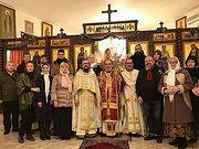В Представительстве Русской Православной Церкви в Дамаске отметили праздник Рождества Христова