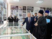 Президент Казахстана ознакомился с экспозицией Музея новомучеников и исповедников казахстанских в Астане