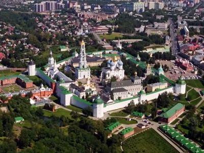 Святыни России. Калужская область