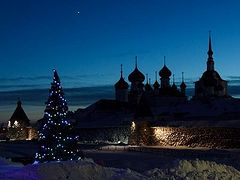 Solovki—A Christmas Feast for the Eyes and Spirit