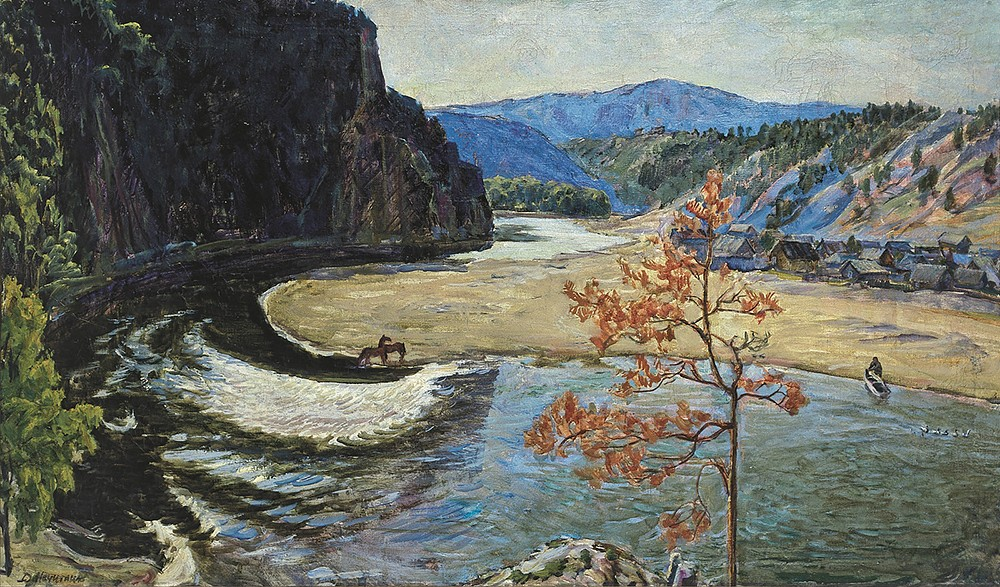 On the White River