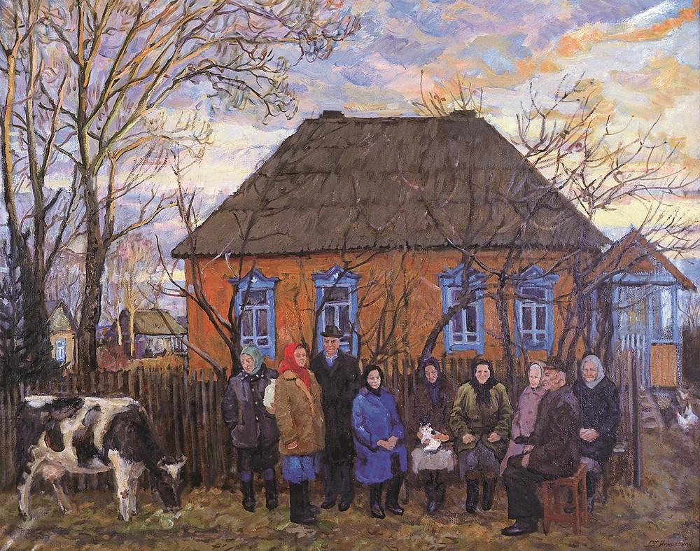 The elders of Putyatina