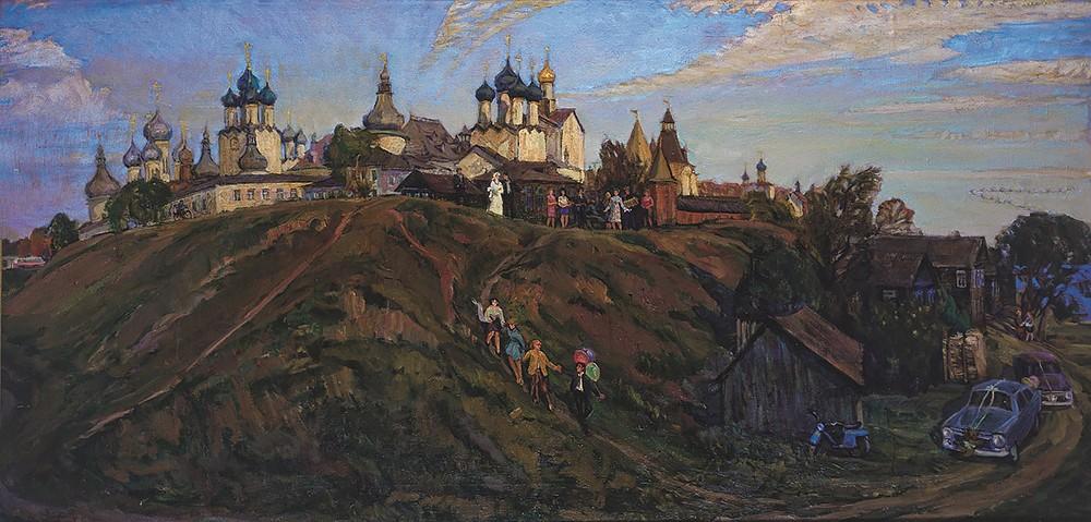 Свадьба в Ростове Великом