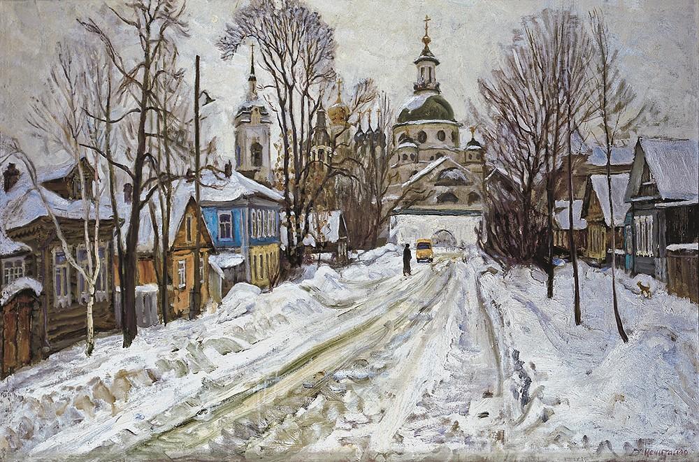 Свято-Яковлевский монастырь