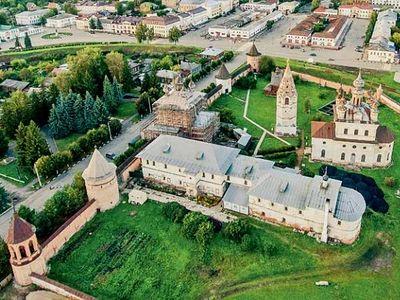 Монастырь и музей под одной крышей