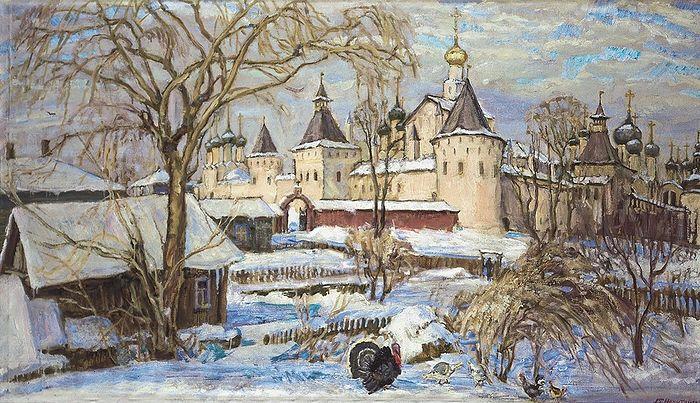 Dmitry Nechitaylo. The Rostov Kremlin