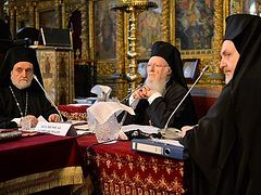 Ересь Константинопольского папизма