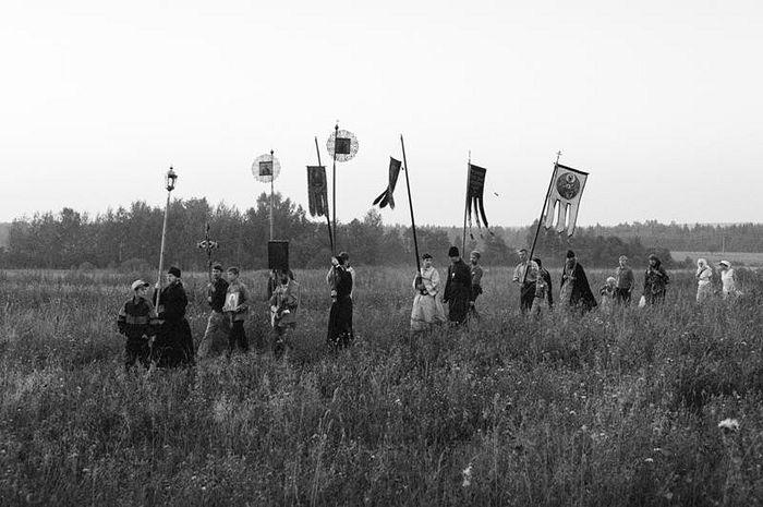 Крестный ход. Фото: Михаил Степанов