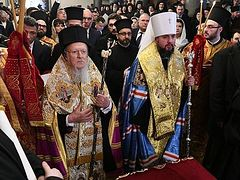 Patriarch Bartholomew acted without any regard for any Church leader—Fr. Theodore Zisis