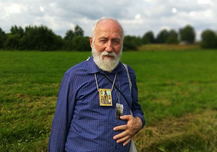 Сергей Щербаков. Фото: Антон Поспелов / Православие.Ru
