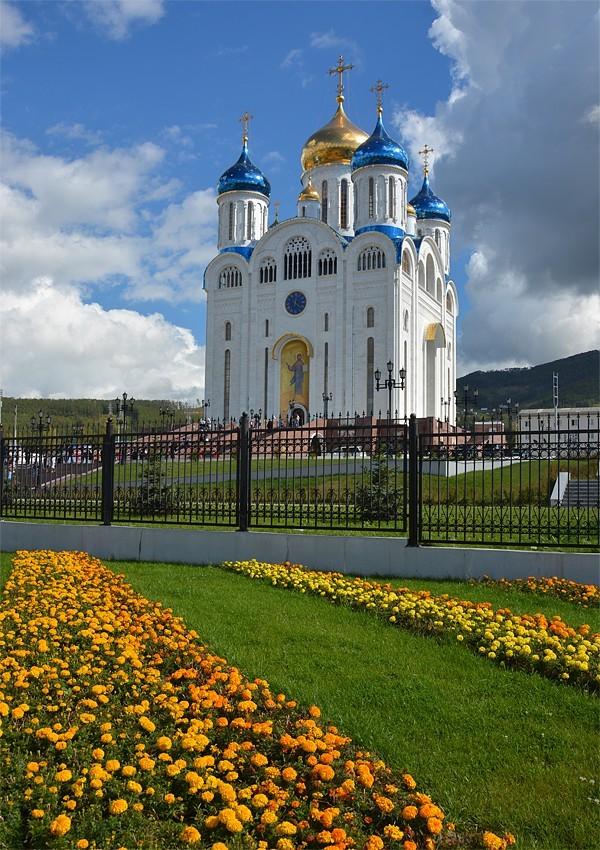 Христорождественский кафедральный собор Южно-Сахалинска