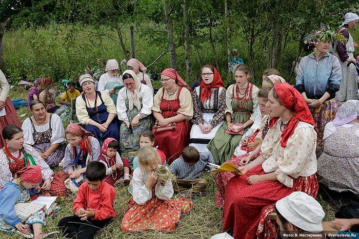 Давыдово. Фото: Василий Нестеренко / Православие.Ru