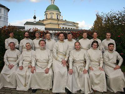 В концертном зале «Зарядье» выступит хор Данилова монастыря