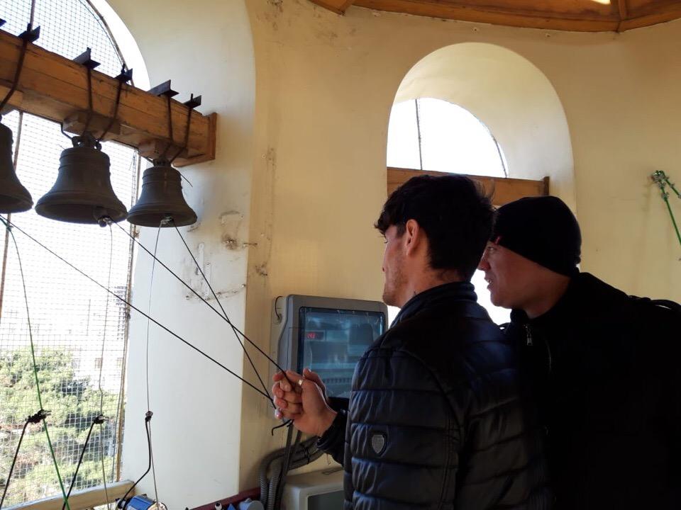 В Баку открывается школа звонарей