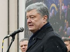 "Poroshenko parrots Old Calendarist talking points, calls for ROC to show its tomos ""signed by Stalin"""