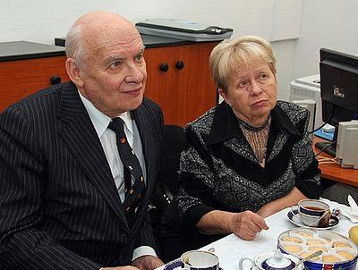 Николаю Добронравову исполняется 90: