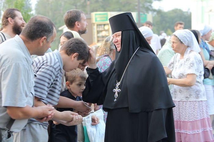 Матушка Сергия (Конкова)