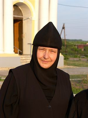 Монахиня Феофания (Удальцова)