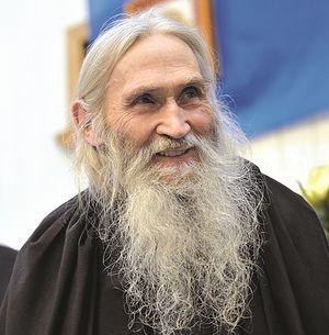 Схиархимандрит Илий (Ноздрин). Фото Алексея Ловена