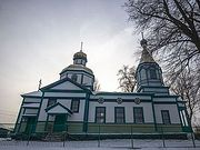 Захвачен храм УПЦ в селе Ворсовка Житомирской области