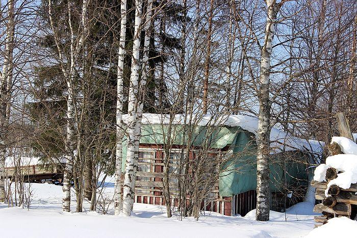 Дача Дьяконовых в деревне Сейты