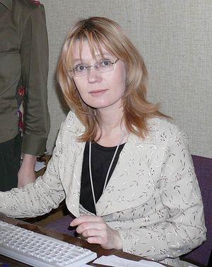Наталия Плаксина