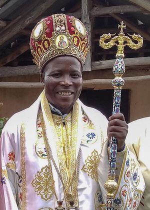 Епископ Кисумийский и Западнокенийский Афанасий. Фото: Orthodox Africa