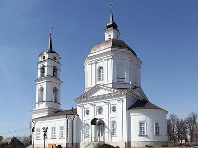 Здание храма святителя Николая Мирликийского в Кленове передано приходу
