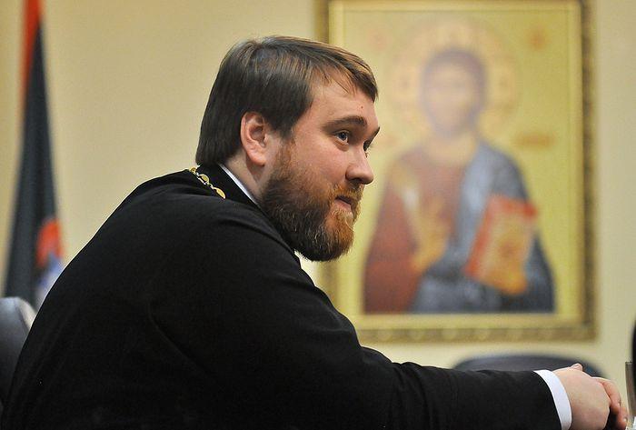Иеромонах Герман (Мельников). Фото: Денис Кожевников/ТАСС