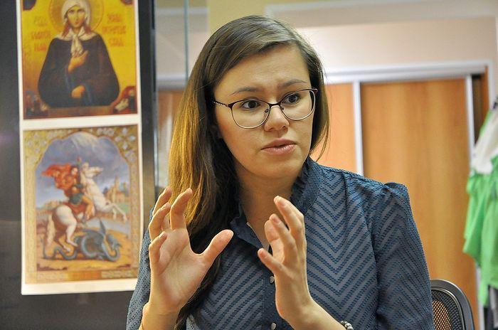 Матушка Алиса. Фото: Денис Кожевников/ТАСС