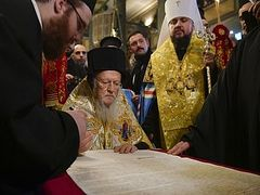 Patriarchate of Constantinople publishes full text of Ukrainian tomos