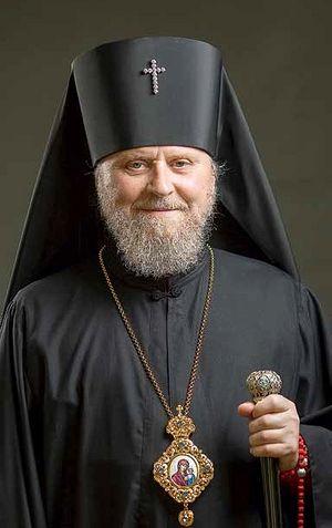 Архиепископ Бакинский и Азербайджанский Александр