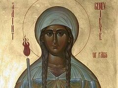 St. Genevieve of Paris