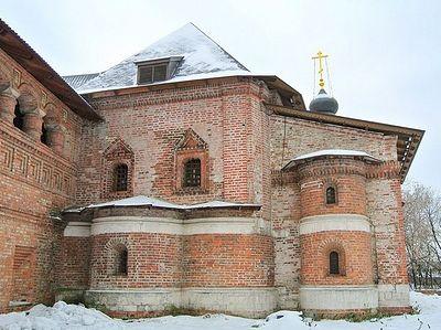 Воскресенский храм в Крутицком подворье отреставрируют