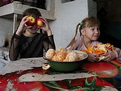 Конфеты в кастрюльке,<br />или Рождественское чудо для сельских детей