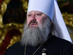 Kiev wants to take Caves Lavra away from Ukrainian Church, monastery abbot says