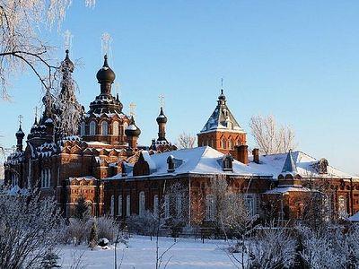 Здания ансамбля Шамординского женского монастыря под Калугой переданы Церкви
