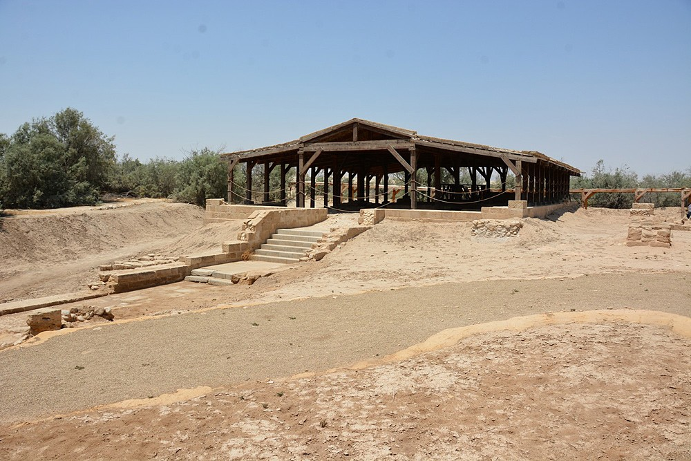 Раскопки византийской базилики в честь Святой Троицы