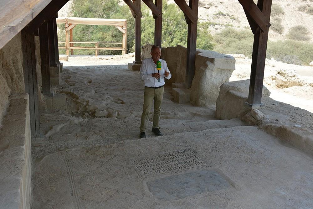 Ο Ρουστέμ Μχζιγιάν μιλά για το μοναστήρι