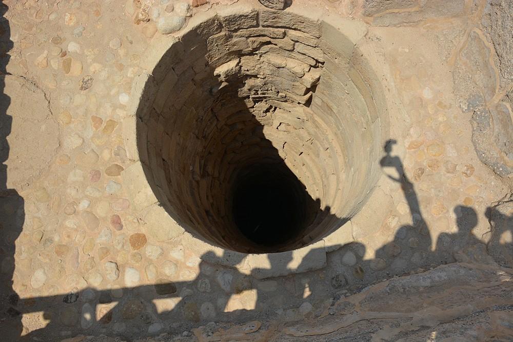 Колодец, часть сложной водосборной системы