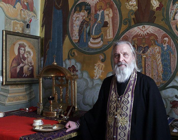 Протоиерей Георгий Бреев. Фото: Владимир Ходаков / patriarchia.ru